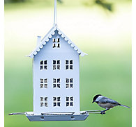 Perky-Pet® Farmhouse Bird Feeder - 2.8 lb Seed Capacity