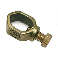 Zareba® Brass Ground Rod Clamps
