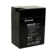 6V/14 AMP Gel Solar Replacement Battery