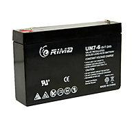 Zareba® 6V 5 Mile Solar Energizer Replacement Battery
