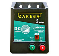Zareba® 5 Mile Battery Operated Solid State Charger