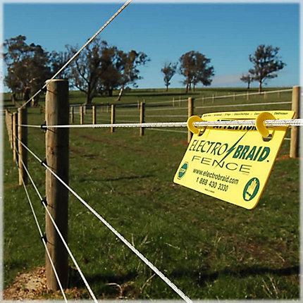 Electrobraid America S 1 Electric Horse Fence