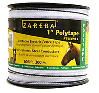 Zareba® 1 Inch Poly Tape Roll - 656 Feet