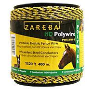 Zareba® Poly Wire 1,320 Feet, 9 Conductors