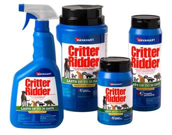 Critter Ridder Repellents