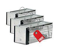 Havahart® X-Small 1-Door Trap - Buy 2 Get 1 Free