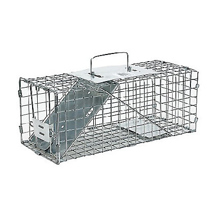 1 Door Trap For Small Animals Such As Mink Havahart 174 Canada