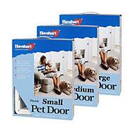 Havahart® Plastic Dog Door