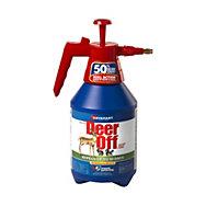 Deer Off® Deer & Rabbit Repellent Ready-to-Use Spray - 48 oz