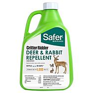 Safer® Brand Critter Ridder® Deer & Rabbit Repellent Concentrate - 32 oz