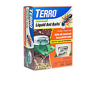 TERRO® Outdoor Liquid Ant Baits - 24 Pack