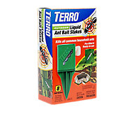 TERRO® Outdoor Liquid Ant Bait Stakes - 6 Pack