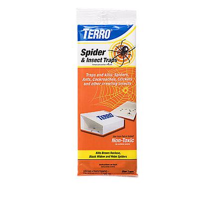 TERRO® Spider & Insect Traps