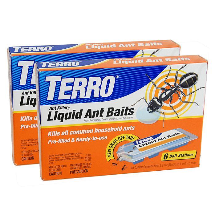 Terro Liquid Ant Baits Model Bt300