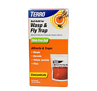 TERRO® Wasp & Fly Trap - Refill