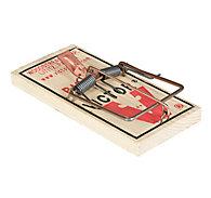 Victor® Metal Pedal Rat Trap - 12 Traps