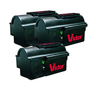 Victor® Multi-Kill™ Electronic Mouse Trap - Buy 2 Traps, Get 1 50% OFF