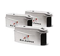 Rat Zapper® Ultra Rat Trap - 3 Traps