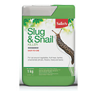 Safer's® Slug & Snail Killer - 1 kg
