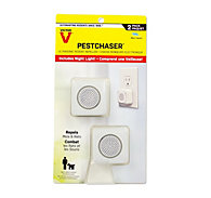 Victor® PestChaser® Rodent Repellent With Nightlight - 2 Units